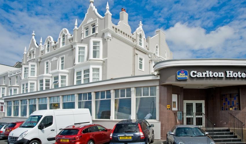 Best Western The Carlton Hotel Best Western The Carlton Hotel Blackpool Lancashire