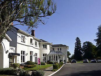 Mercure Brandon Hall Hotel & Spa Exterior