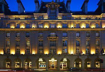 Ritz Hotel London Exterior