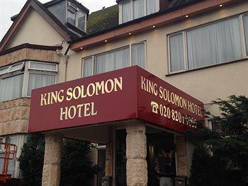 King Solomon Hotel Exterior