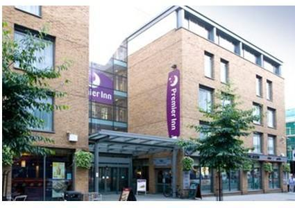 - Premier Inn - London King's Cross St Pancras
