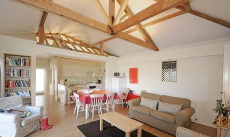 Wagtail Cottage Lounge