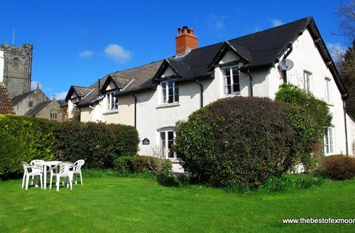 Snaptrip - Last minute cottages - Lovely Winsford Cottage S13154 -