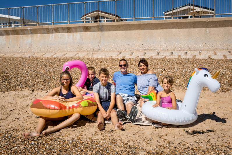- Suffolk Sands Holiday Park