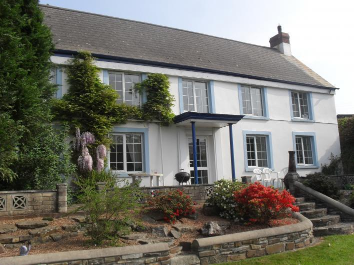 Week Farmhouse accommodation on our family run working farm. - Week Farm - Wing Of Our 500 Year Old Farm House