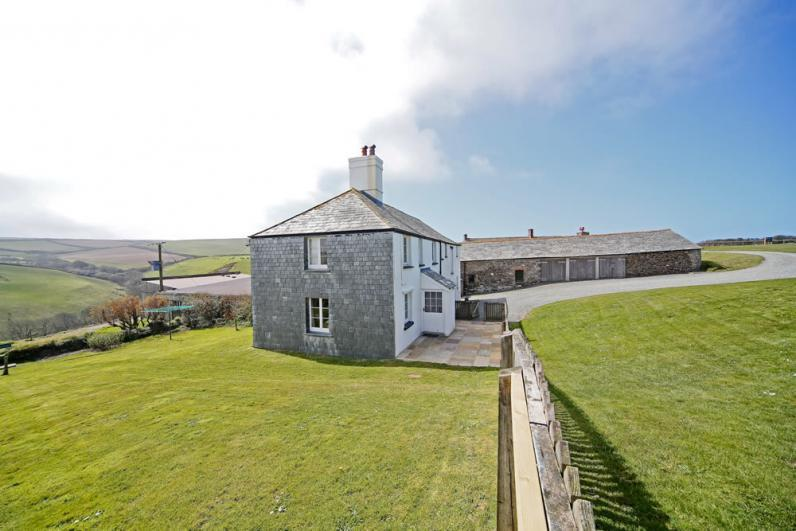 Trevigue Holiday Cottage - Trevigue Farm Holiday Cottage