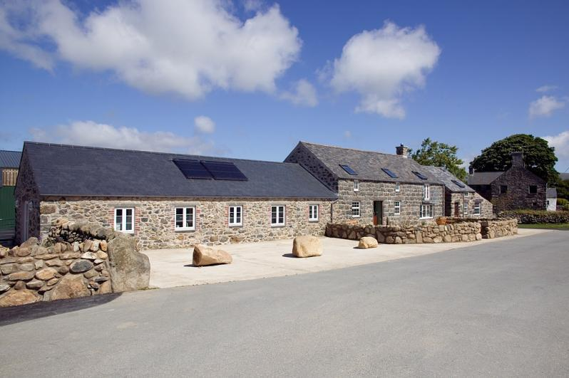 Beudy Cottage at Farm Spa Holidays Beudy Cottage at Farm Spa Holidays