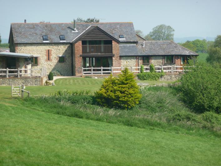 Bookham Court Self Catering Accommodation Bookham Court cottages with panoramic views of the Blackmore Vale