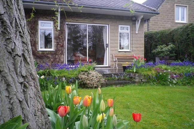 New Meadows - single storey cottage sleeping up to 4, ideal for couples or small family groups.  - New Meadows Cottage