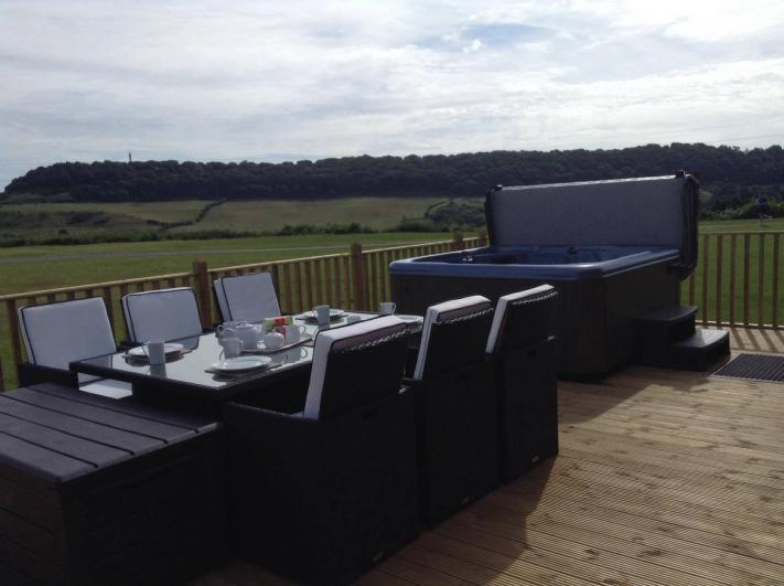 Falsgrave Leisure & Lodges - Branwell - 4 Bed With Hot Tub