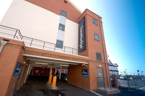 Travelodge Blackpool South Promenade budget hotel Exterior