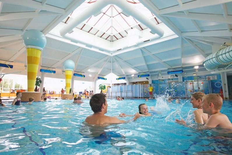 Haven Holidays Church Farm Holiday Park Indoor pool