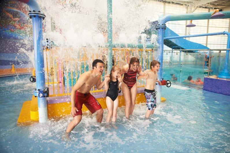 Haven Holidays Primrose Valley Holiday Park Indoor pool