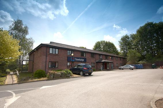 Exterior - Travelodge Penrith budget hotel