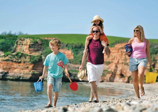 Hoseasons Devon: Ladram Bay Holidays