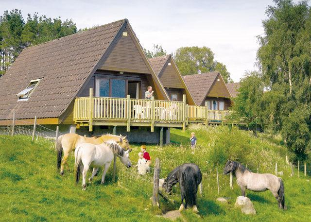 Hoseasons Delny: Highland Holiday Lodges - Hoseasons Delny: Highland Holiday Lodges