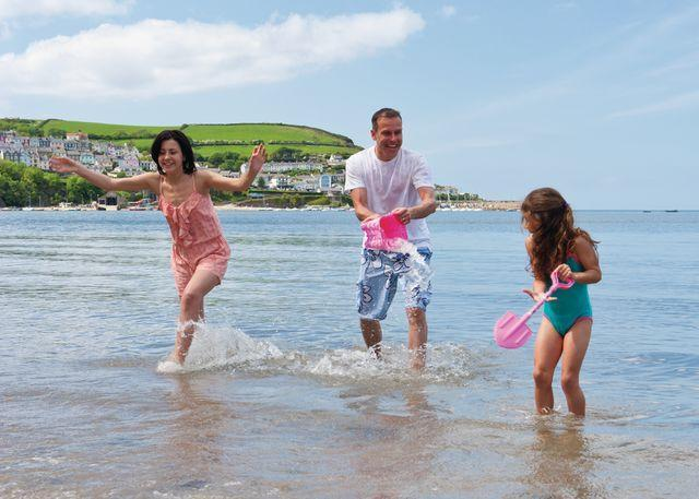 Quay West Holiday Park Quay West is fun for the whole family, close to Cardigan Bay