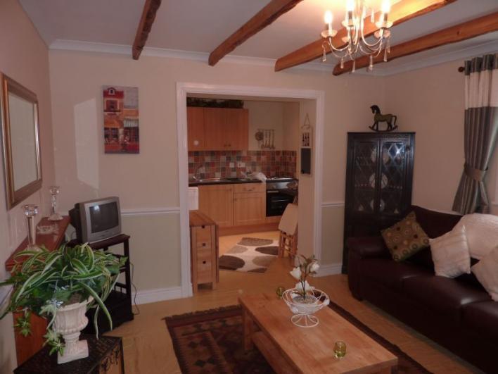Banfield Lodge Banfield Lodge - lounge
