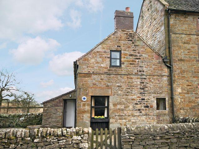 Garden Cottage Beautiful country cottage in the Peak District National Park