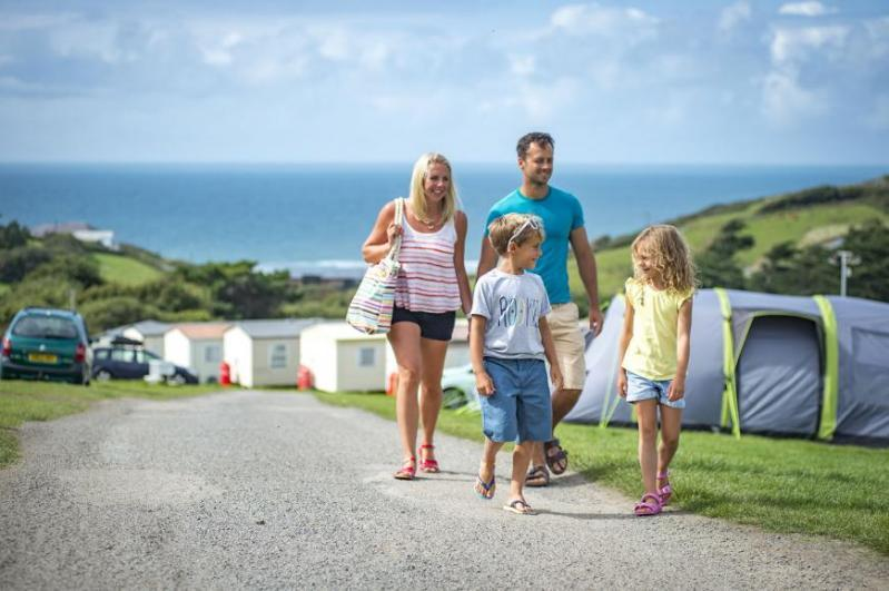 Widemouth Bay Widemouth Bay Caravan Park