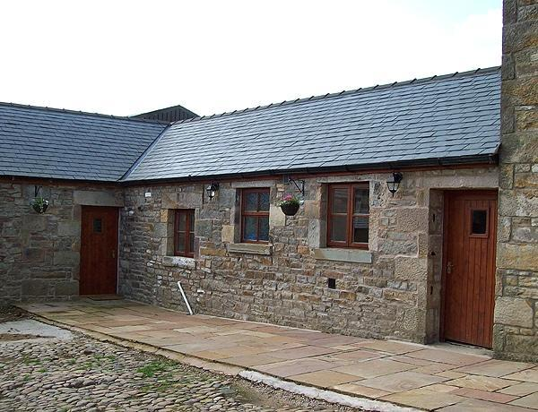 Knotts View Cottage - exterior view. - Knotts View Cottage