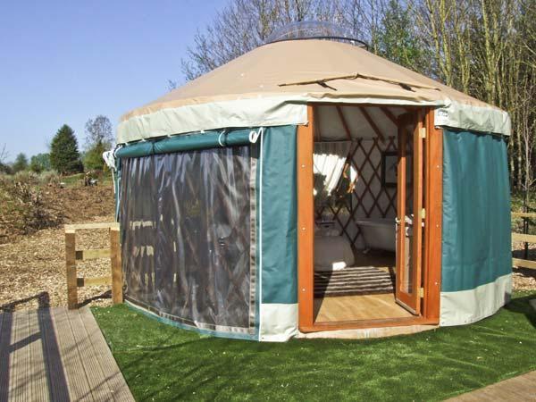 The Lakeside Holiday Yurt