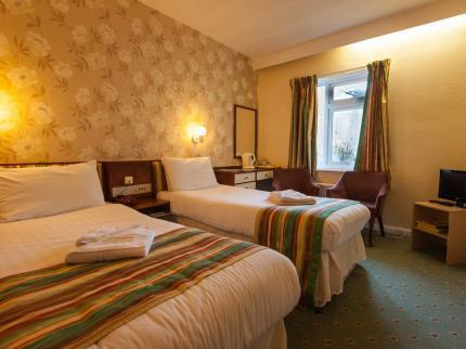 - The County Hotel