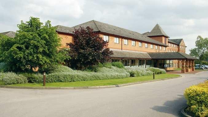 Doubletree By Hilton Hotel Sheffield