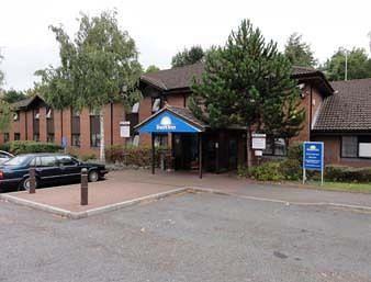 Days Inn Southampton Exterior