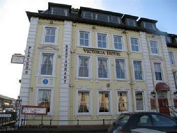 Victoria Hotel Exterior