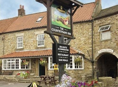 The Countryman's Inn A traditional North Yorkshire village pub at the heart of its community.