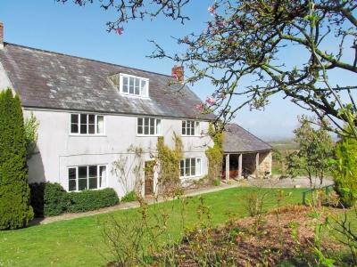 Purcombe Farmhouse - Purcombe Farmhouse
