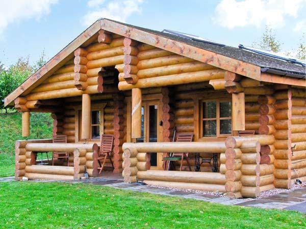- Cedar Log Cabin