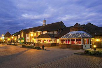 Holiday Inn Ipswich-Orwell Exterior