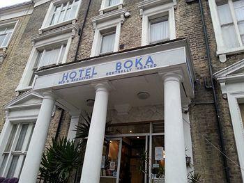 Boka Hotel Exterior