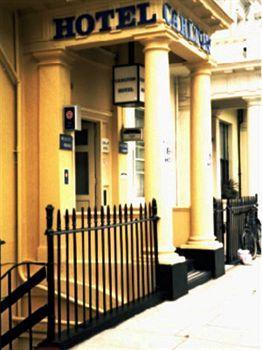 Carlton Hotel B&B Exterior