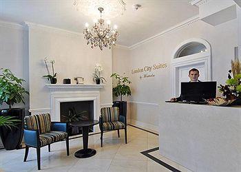 London City Suites Exterior