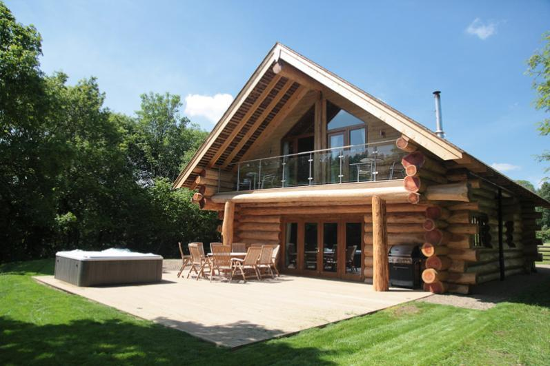 A luxury stay guaranteed - Hidden River Cabins