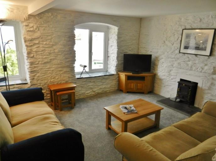 Sunbeam Cottage Lounge