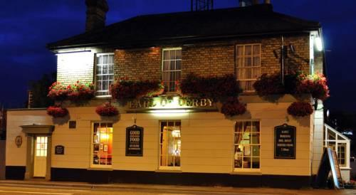 - The Earl of Derby Inn