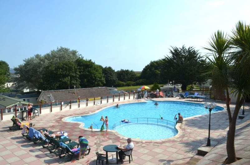 - Waterside Holiday Park