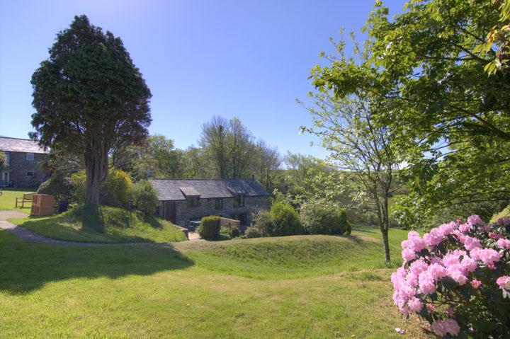 Fox Valley Self Catering Cottages View of Foxes Den. Sleeps 4, own Patio area