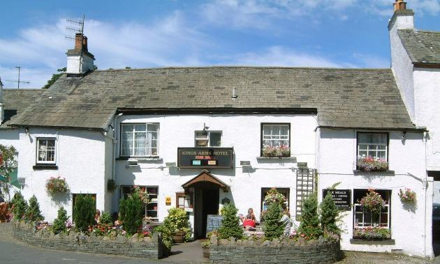Kings Arms Hotel - Kings Arms Hotel
