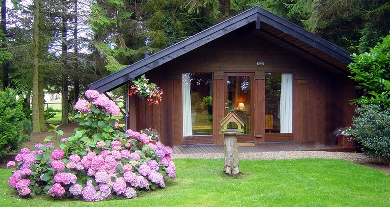 Foxhills Hideaways Beautifully presented lodges on the edge of the North Yorkshire Moors