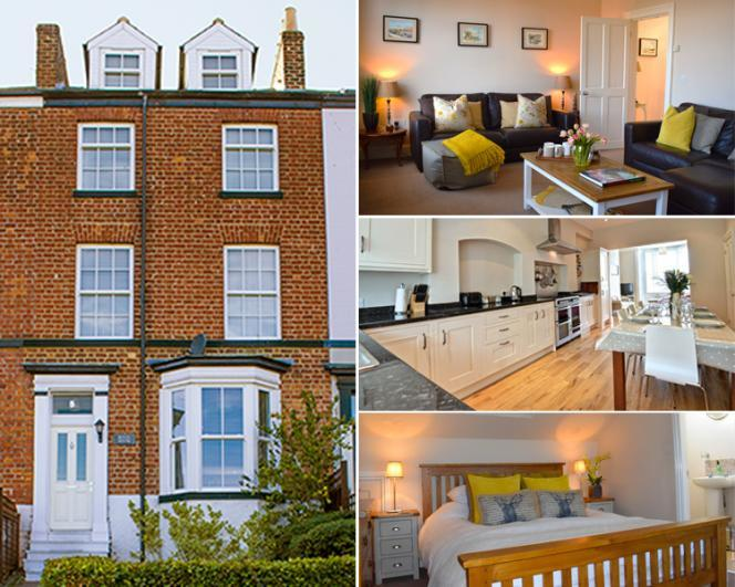 Beech House Beech House, a spacious refurbished Victorian townhouse walking distance from Whitby town centre.