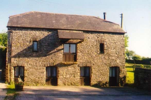 The Barn Holiday Cottage Charming barn conversion holiday cottage near Tavistock sleeping 6 people.