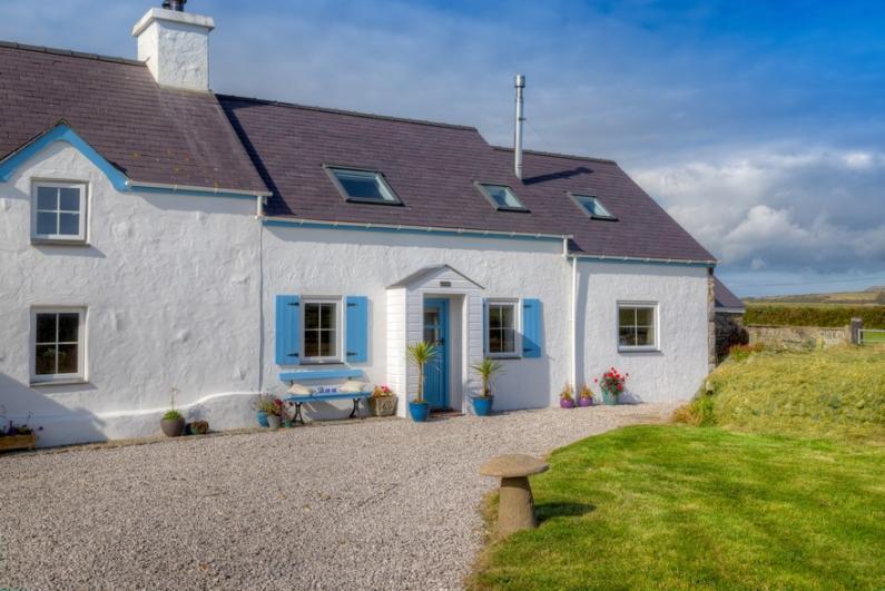 Glan Soch Cottage Glan Soch Cottage - luxury self-catering on the Lleyn Peninsula.