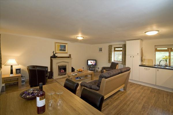 Clan MacNeil No. 4 Open plan living and dining area
