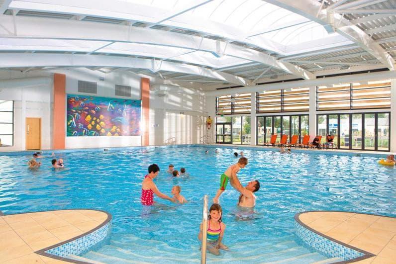Haven Holidays Lakeland Leisure Park Indoor pool