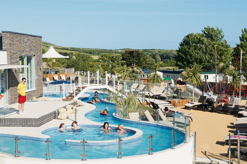 Haven Weymouth Bay Holiday Park Lazy river